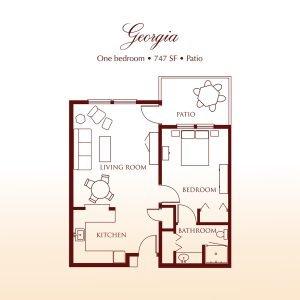 Georgia Suite