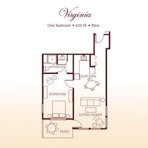 Virginia Suite