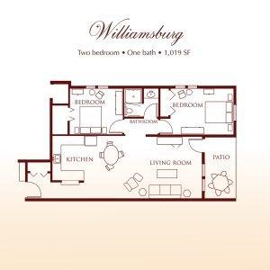 Williamsburg Suite